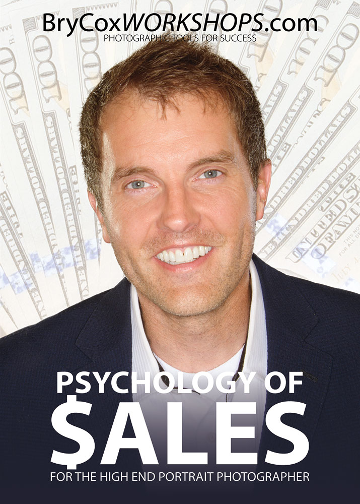 Psychology of Sales for the High End Professional Photographer
