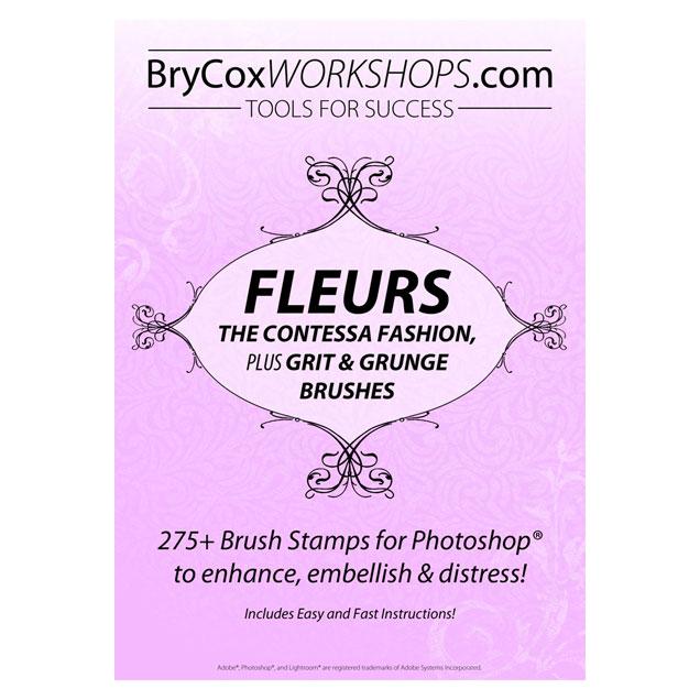 Fleurs & Brushes