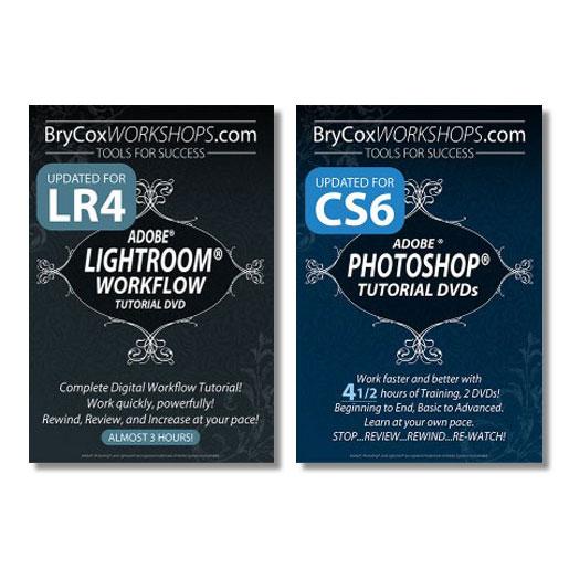 Legacy Training –Lightroom and Photoshop Workflow Tutorial Bundle