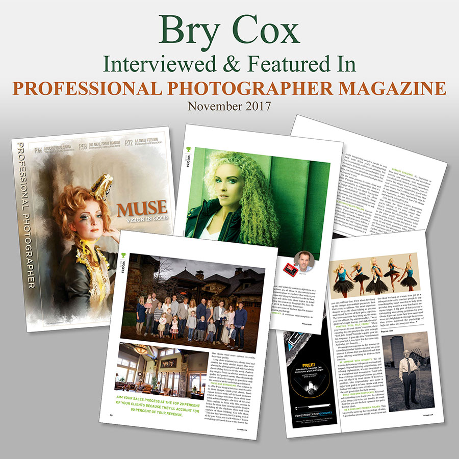 Bry Cox Interviewed and Featured in Professional