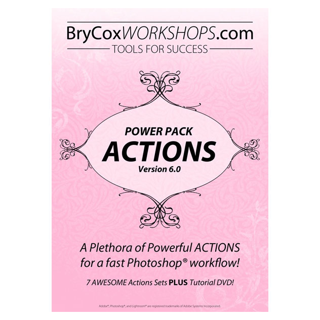 Power Pack Photoshop Actions
