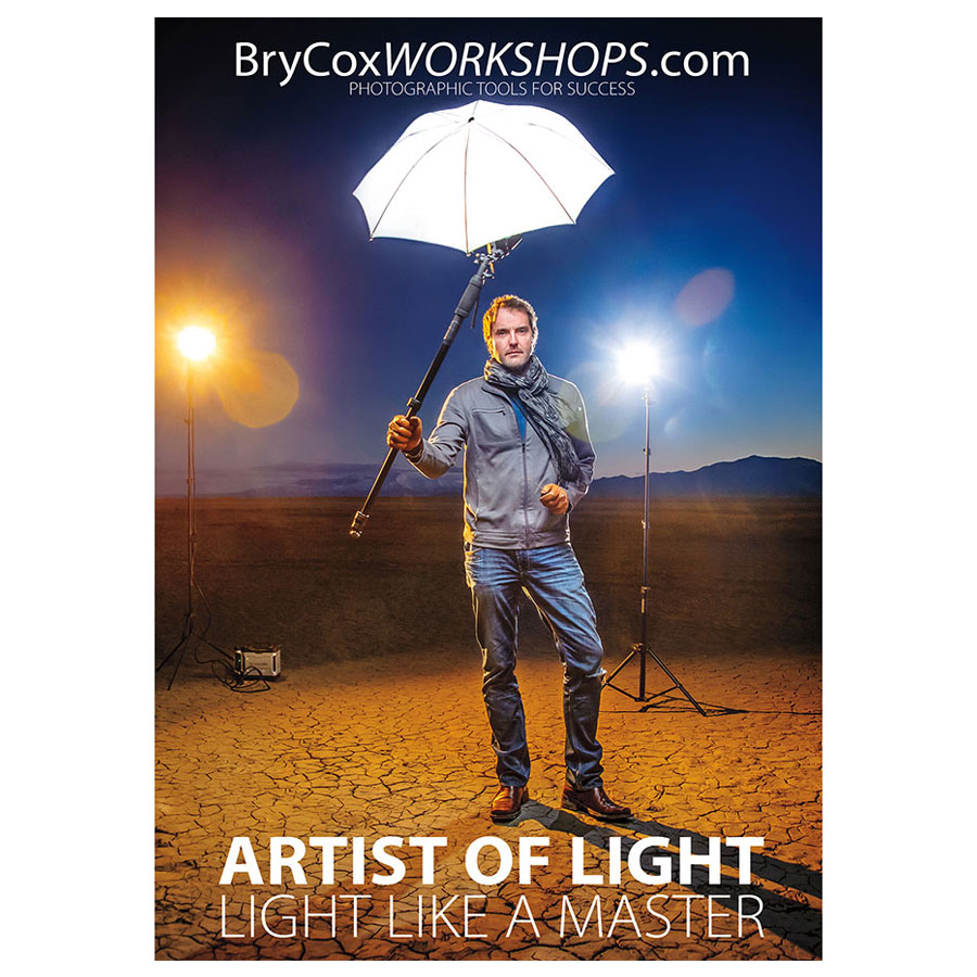 Artist of Light –Light Like a Master (3 Hour Video Tutorial)