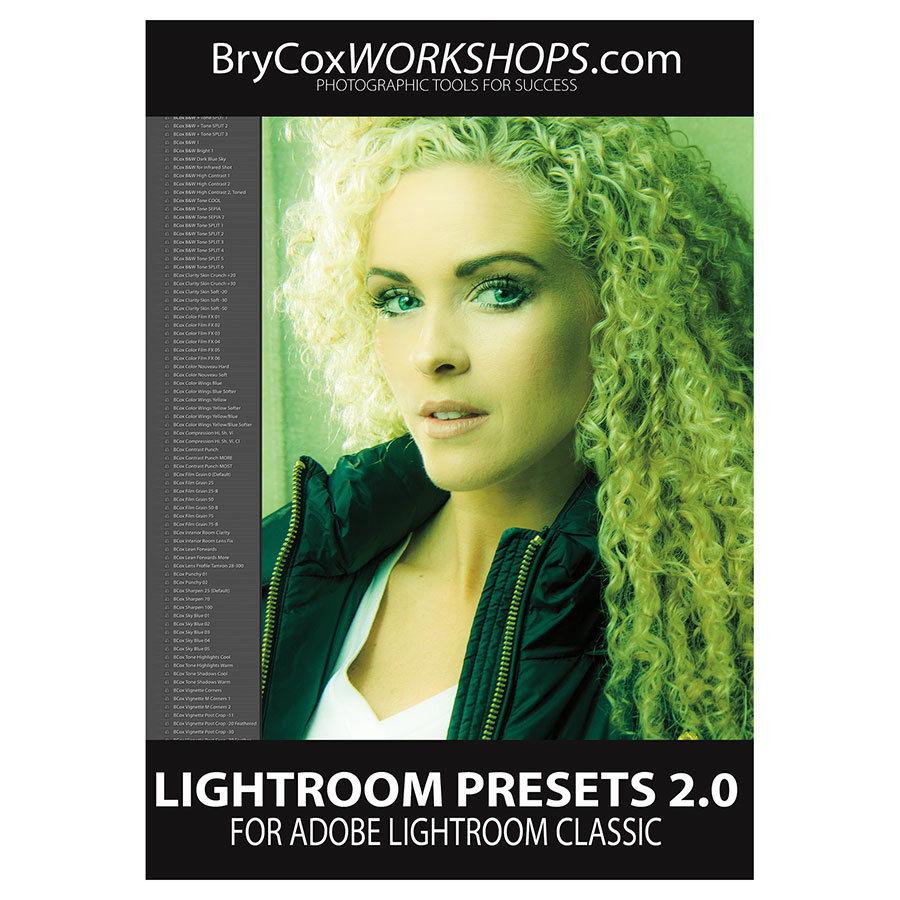 Adobe Lightroom Presets 2.0
