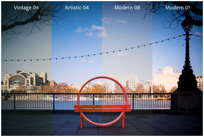 New Adobe Camera Raw Profile Updates to Lightroom and More
